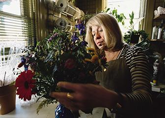 the end result of a good floral designer resume - Floral Designer Resume Sample